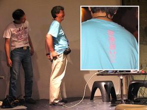 砂原研特製Tシャツ2012