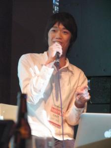 田中和紀@ミクシィさん